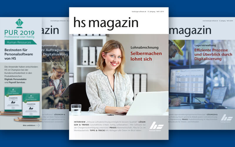 Hamburger Software printmagazin