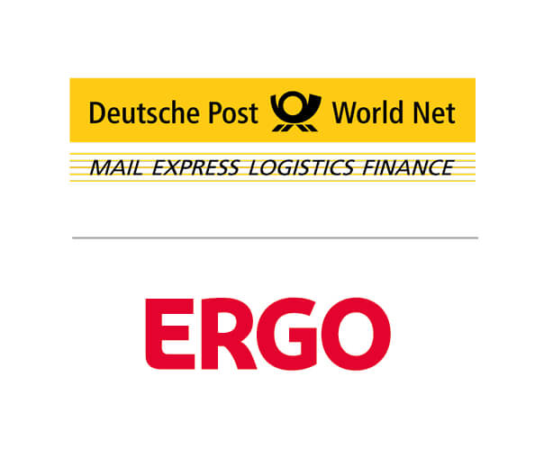Deutsche Post Worls Net, Ergo-Versicherungen