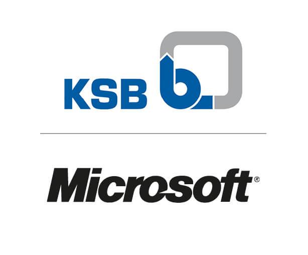 KSB AG Frankenthal, Microsoft